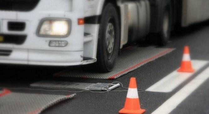 Črnogorcu zasegli tovorno vozilo