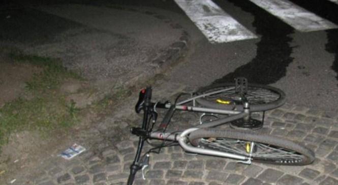 Policisti obravnavali smrt kolesarja na javnem kraju
