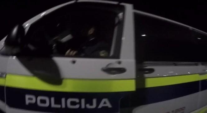 Zasegli ukradeno vozilo, na Ptuju vlomili v stanovanjsko hišo in pridržali pobeglega zapornika