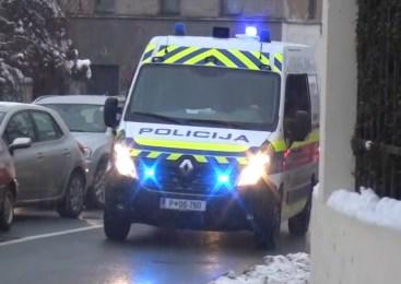 Na Goriškem prometni policisti obravnavali hujšega kršitelja cestnoprometnih predpisov
