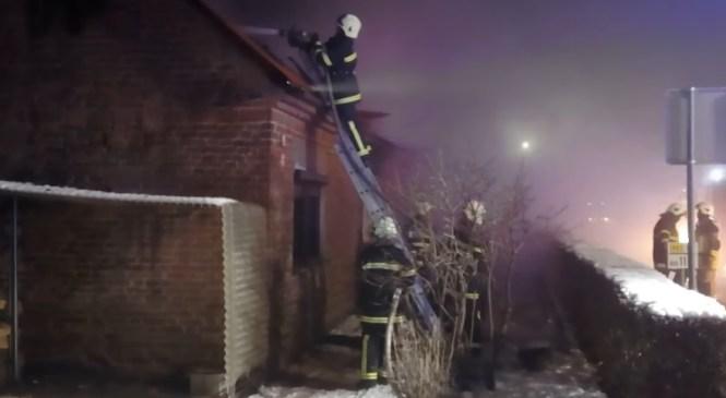 Obravnavali požara v stanovanjskih hišah