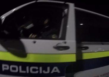 Jeseniški policisti ponoči obravnavali tri prijave povzročanja hrupa z glasno glasbo