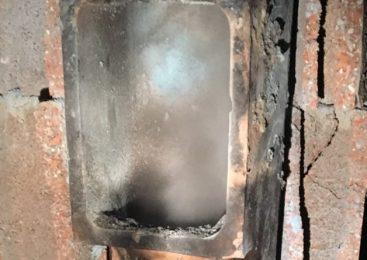 V Škofji Loki je bil obravnavan manjši dimniški požar