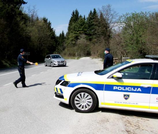 Novogoriški policisti imeli polne roke dela z vozniki, ki so vozili pod vplivom drog