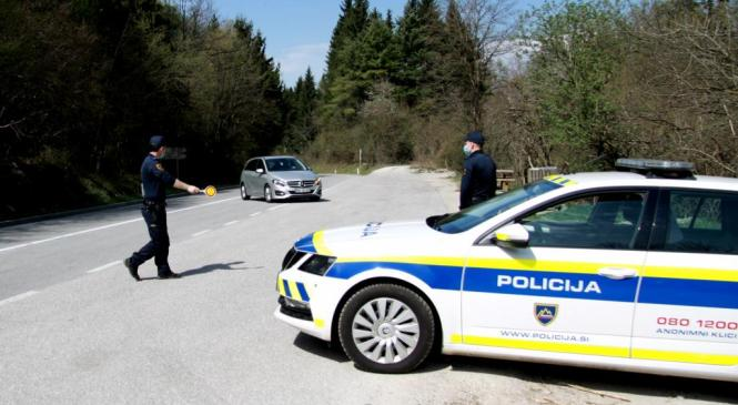 Tudi pomurski policisti izvedli poostren nadzor nad psihofizičnim stanjem voznikov