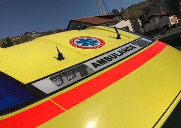 V delovni nesreči na območju Kočevja poškodovan delavec