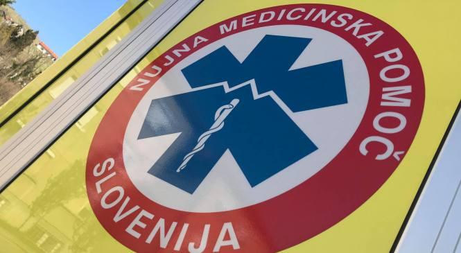 V nesreči pri delu umrl 51-letni delavec