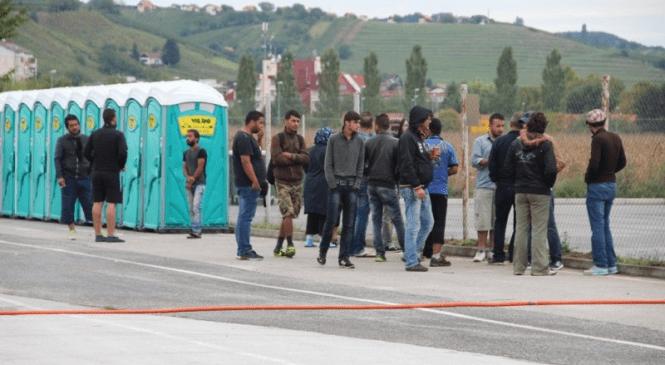 Policisti PU Ljubljana v zadnjih 48 urah izselili in prijeli 72 ilegalnih prebežnikov