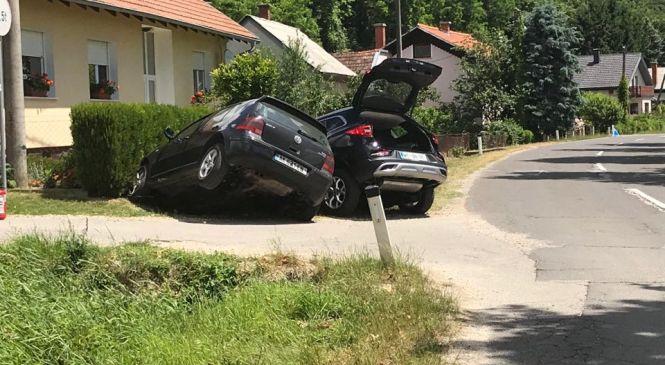 Celjski policisti v preteklem dnevu obravnavali kar 10 prometnih nesreč