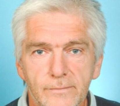 Svojci pogrešajo 61-letnega Matjaža Ogrina iz Ljubljane