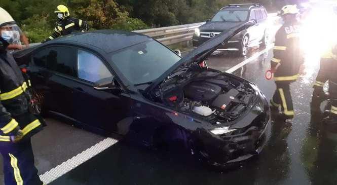 Ljubljanski policisti v preteklem dnevu obravnavali kar 21 prometnih nesreč