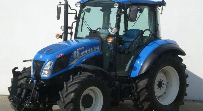 Nepridipravi ukradli traktor in mini bager