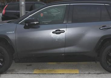 Na kontrolni točki v Vrtojbi odkrili v tujini ukradena osebna avtomobila znamke Toyota RAV4