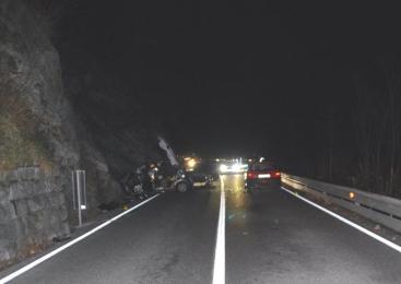 Štajerski policisti v preteklem dnevu obravnavali kar 15 prometnih nesreč