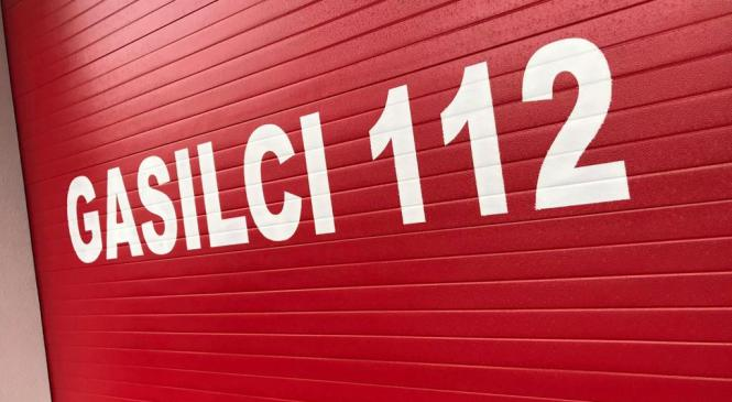 Koprski policisti obravnavali kar 4 požare