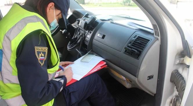 Sprli so se zaradi nepravilnega vključevanja v promet, posredovali so policisti