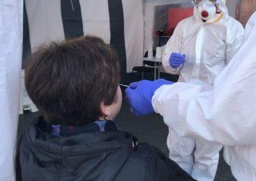 Na mejnem prehodu Dragonja policisti odkrili 15 ponarejenih PCR testov