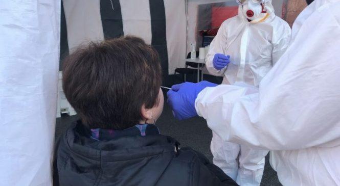Mejni policisti odkrili 15 ponarejenih PCR testov