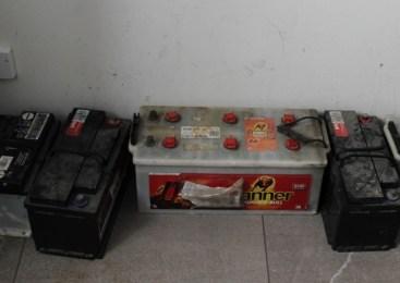 Ali je kateri izmed zaseženih akumulatorjev vaš?