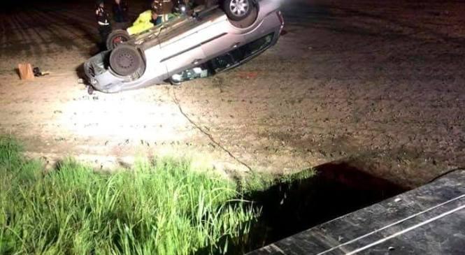 Še ena tragična prometna nesreča: Življenje izgubil 34-letni sopotnik v vozilu