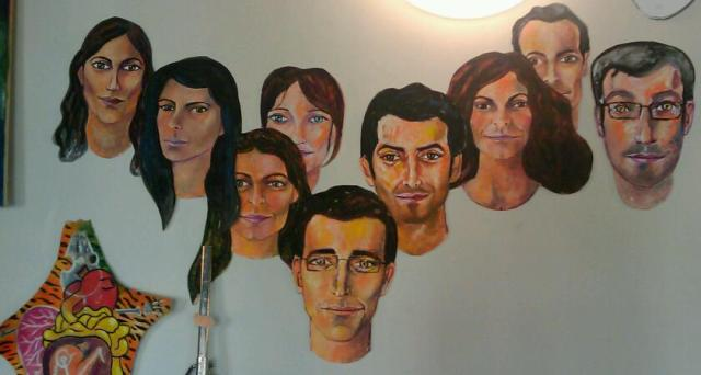 59 rivoli painting faces