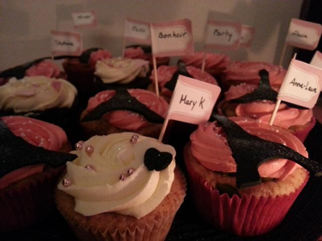 Sugar Daze Cupcakes
