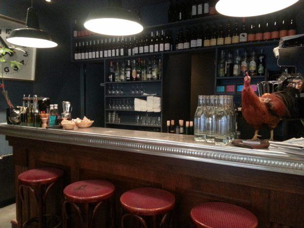 Le Tout Petit Bistrot Bar