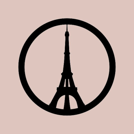peace for paris rose