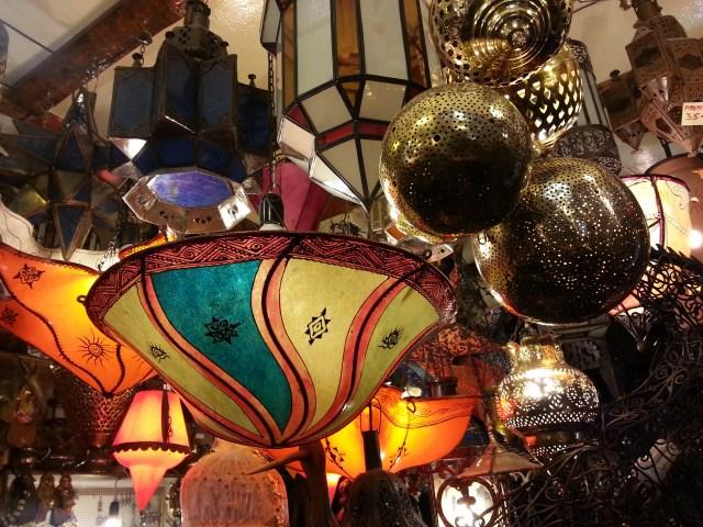 Moroccan boutique paris