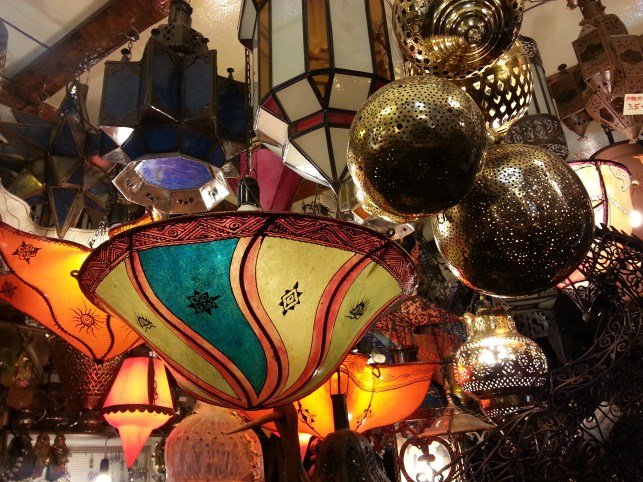 Moroccan boutique paris