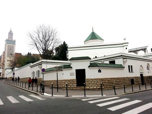 mosque de paris