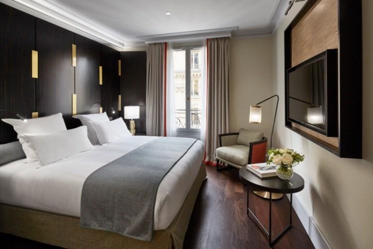 hotel Montalembert room