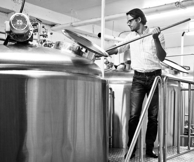parisian beer brewery