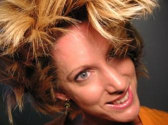 PreteMoiParis, Melissa Ladd, autoportrait 2005