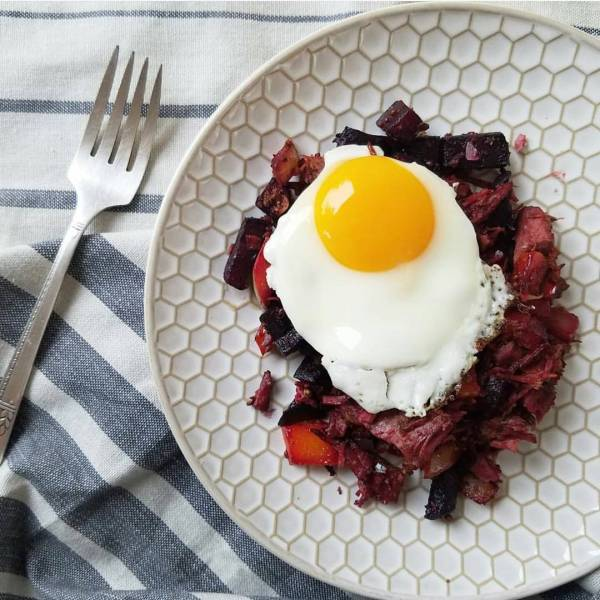 Not sure what do do with your corned beef leftovers?hellip