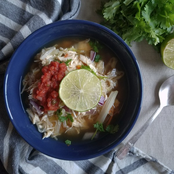 instant pot mexican cabbage soup