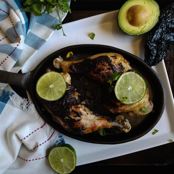 Spanish Braised Chicken