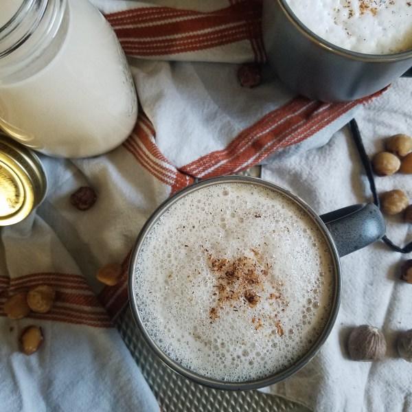 paleo gingerbread latte
