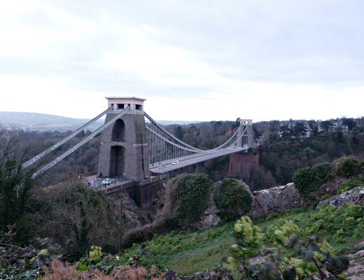 Clifton Suspension Bridge 48 hours in clifton itinerary.