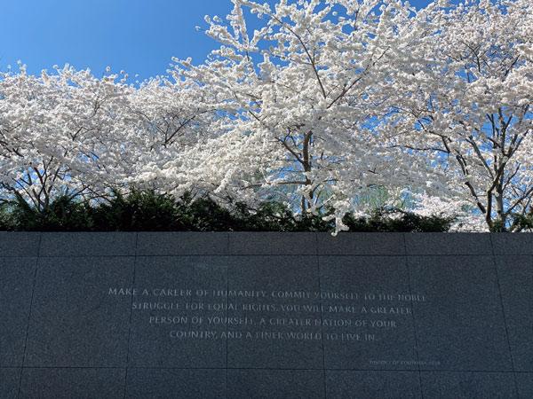DC's MLK memorial