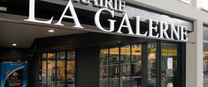 La Galerne bookstore from Le Havre joins PNB !