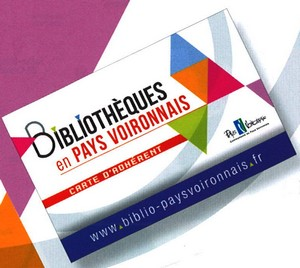 Welcome to the libraries network of pays Voironnais!