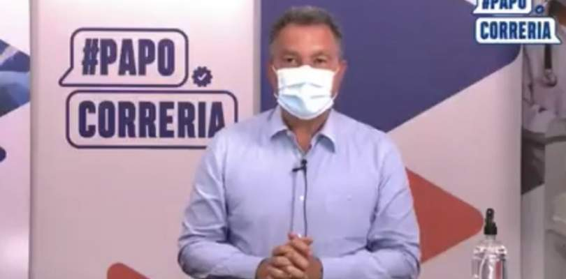Bahia atinge menor número de casos ativos de coronavírus nesta quinta-feira (29)