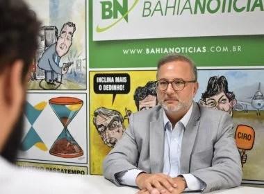 Bahia pode insistir na Sputnik, mas Vilas-Boas adota cautela: 'Decisão cabe ao governador'