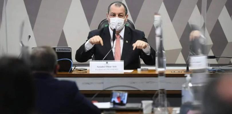 Presidente da CPI da Pandemia afirma que comissão não vai interromper trabalhos durante recesso parlamentar