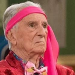 """Morre aos 101 anos, ator Orlando Drummond, o """"Seu Peru"""" da Escolinha do Professor Raimundo"""