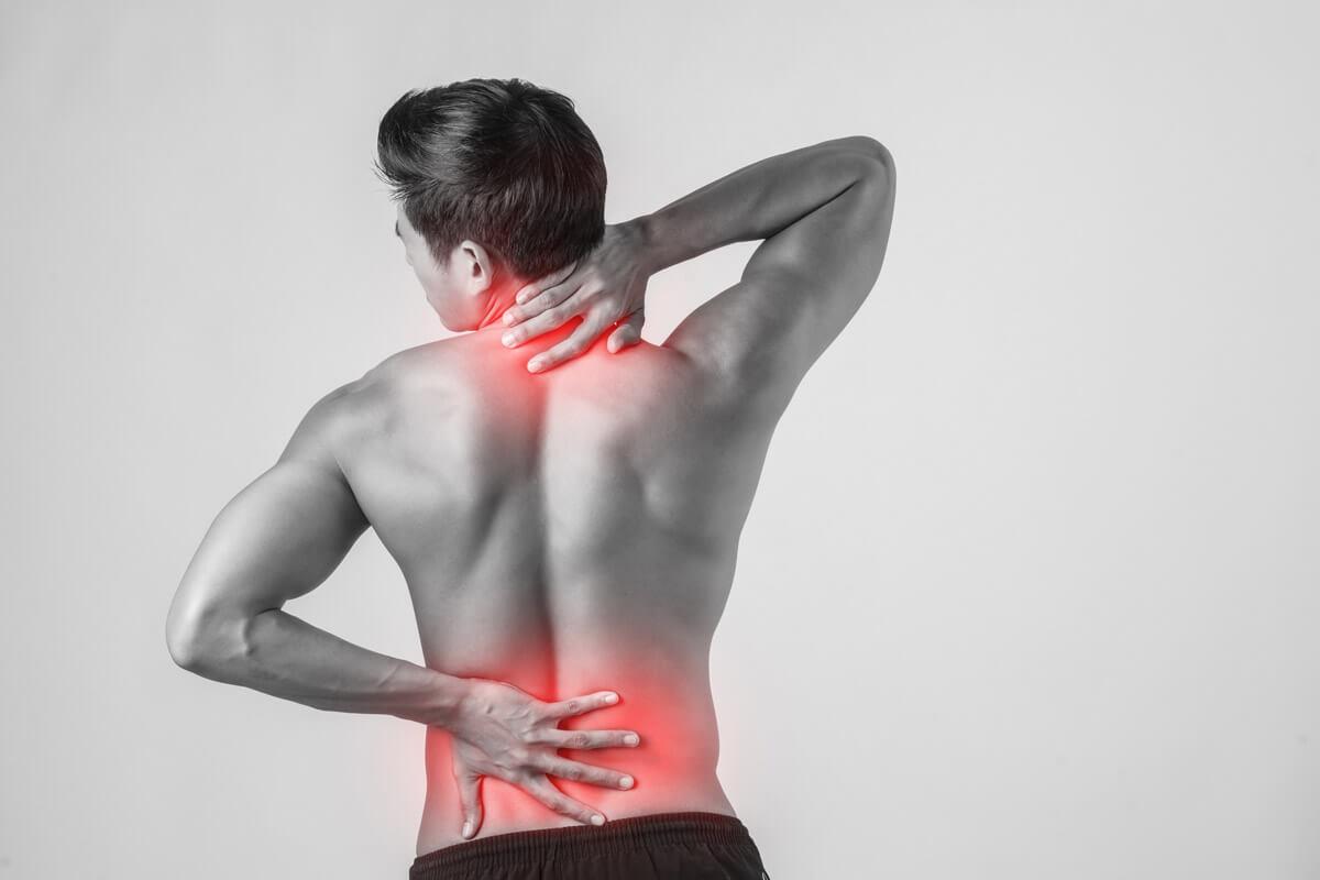 Scheuermann's disease – Back pain