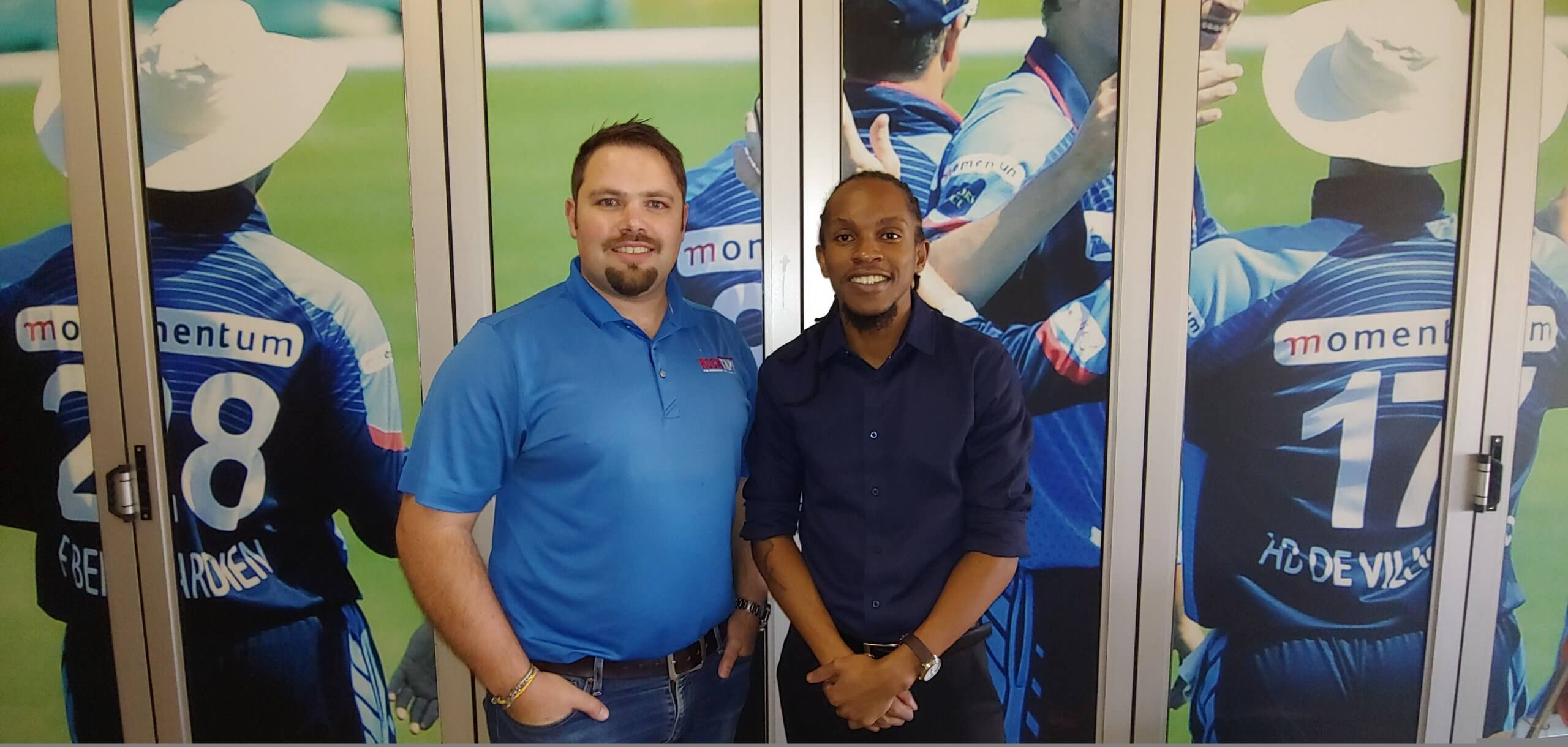 Chiropractor moving to Supersport Park – Centurion