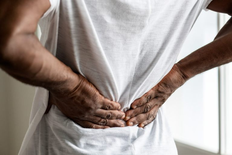 Lower back pain and Sacroiliac joint syndrome