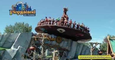 Plopsaland de Panne review - Pretpark Spanje - Trip report